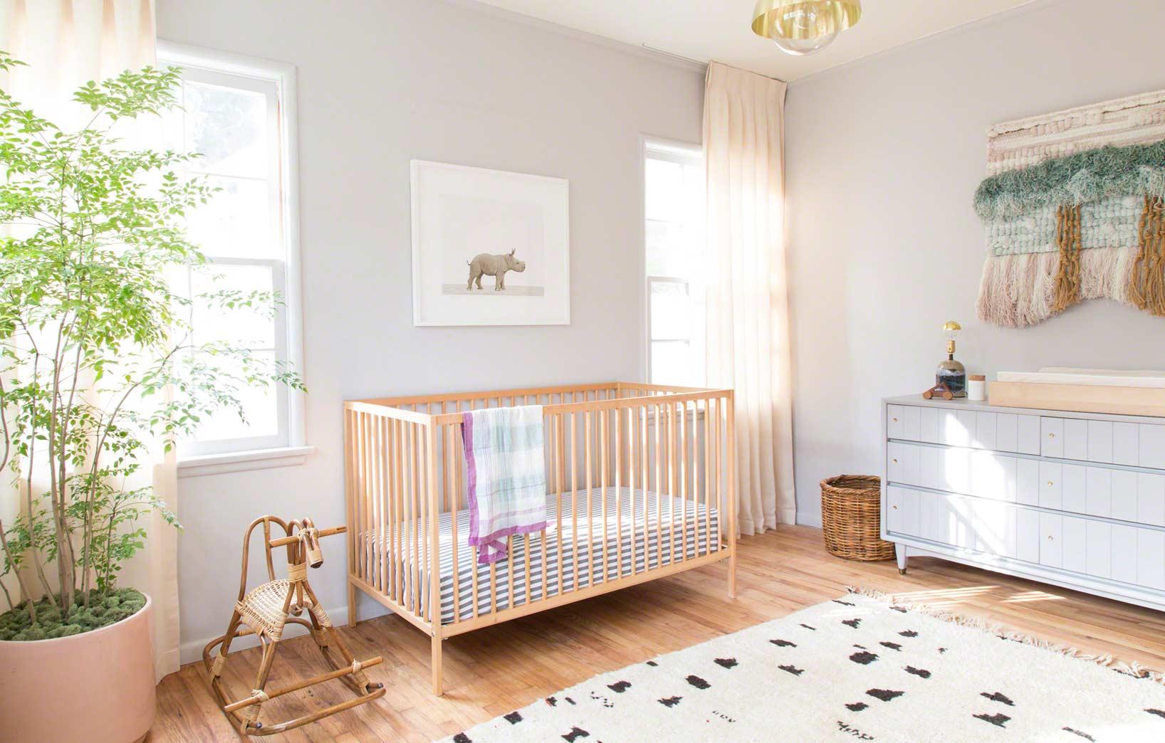 Кровать для новорождённого