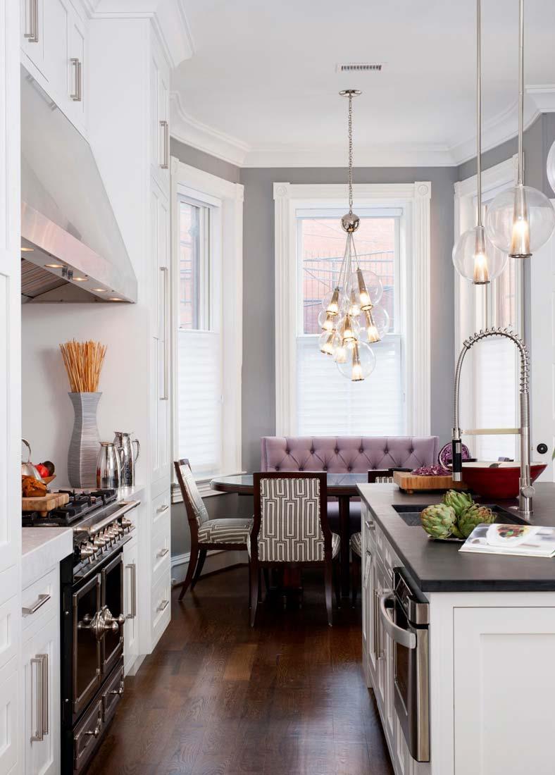 Скамья на кухне