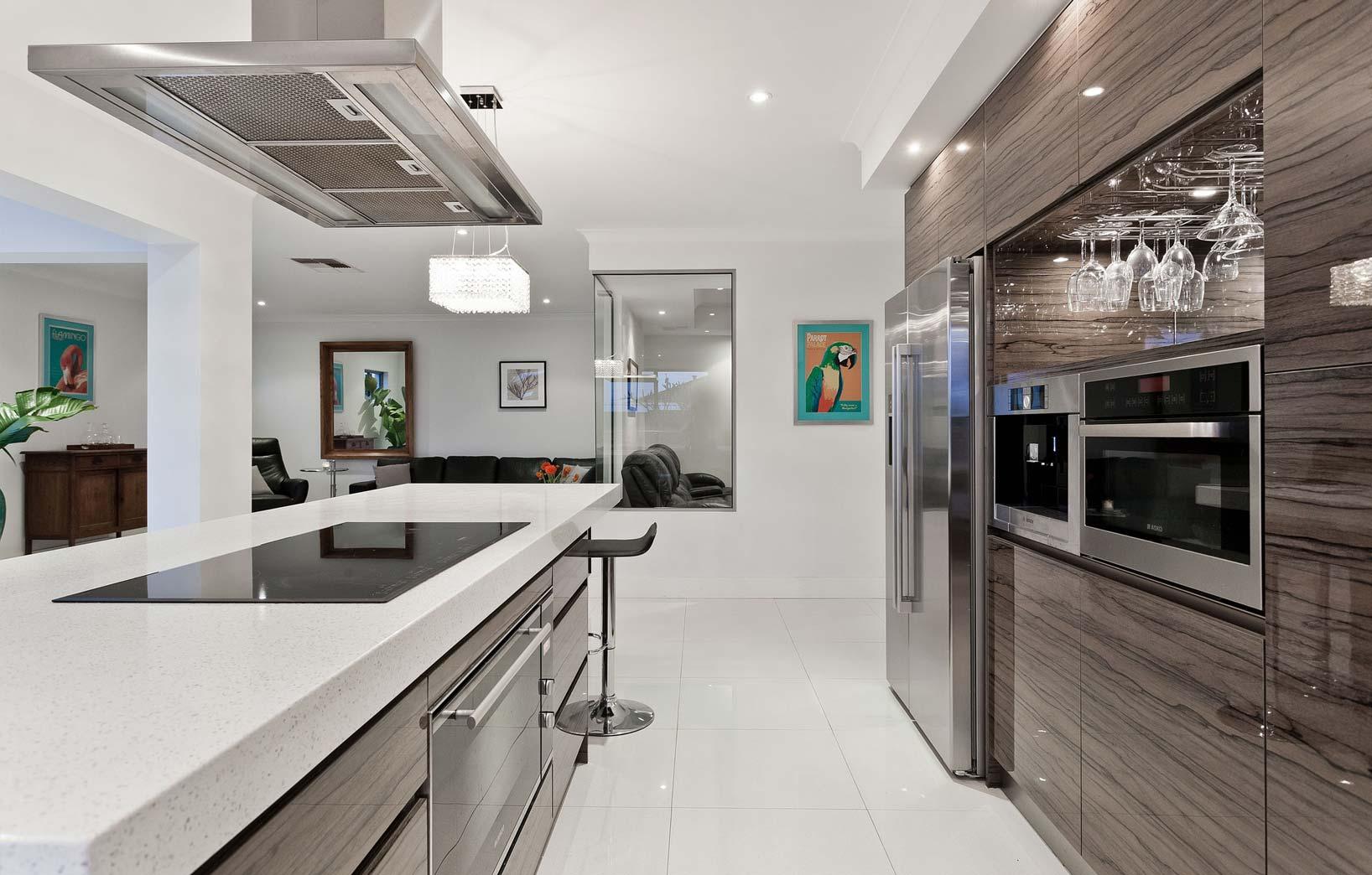 Современная кухня фото