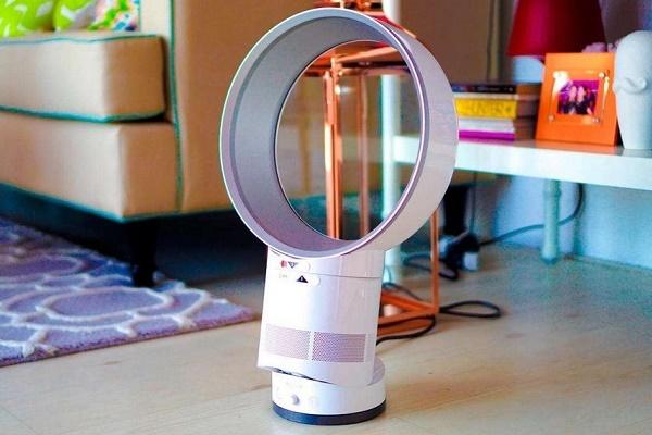 Как устроен безлопастной вентилятор: устройство и принцип работы прибора