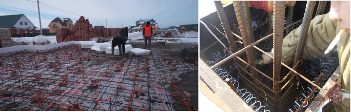 Укладка бетонной смеси правилами ростов на дону купить бетон