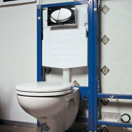 Ремонт инсталляции для унитаза: возможные неисправности и способы их устранения