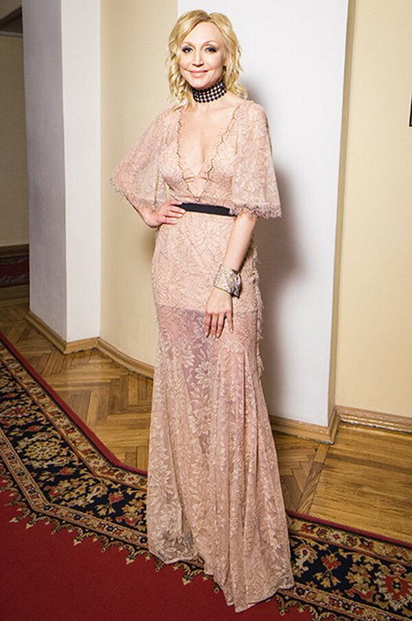 Платья Кристины Орбакайте
