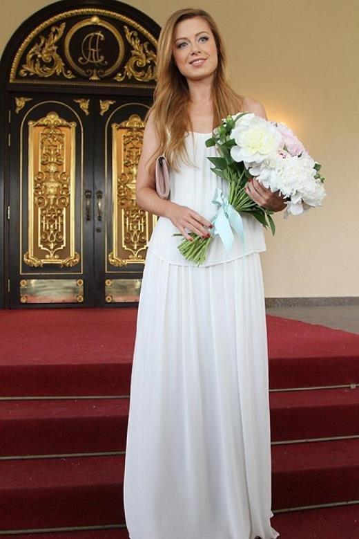 Платья Юлии Савичевой